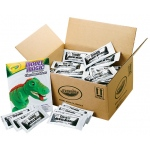 Crayola® Class Pack White: White/Ivory, Packet, 75-Pack, 1 oz, Air Dry, (model 23-6001), price per each