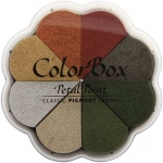 ColorBox® Petal Point Metallic Ink Pad Alchemy: Metallic, Pad, Pigment, Petal Points, (model CS08015), price per each