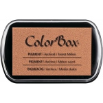 ColorBox® Full Size Pigment Ink Pad Sweet Melon: Orange, Pad, Pigment, Full Size Rectangle, (model CS15200), price per each