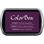 ColorBox® Full Size Pigment Ink Pad Boysenberry: Purple, Pad, Pigment, Full Size Rectangle, (model CS15203), price per each