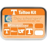 ColorBox® University of Texas Austin Collegiate Tattoo Kit: Tin, Stamp, (model CS19603), price per set