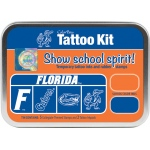 ColorBox® University of Florida Collegiate Tattoo Kit: Tin, Stamp, (model CS19606), price per set