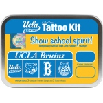ColorBox® University of California Los Angeles Collegiate Tattoo Kit: Tin, Stamp