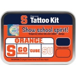 ColorBox® Syracuse University Collegiate Tattoo Kit: Tin, Stamp, (model CS19631), price per set