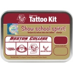ColorBox® Boston College Collegiate Tattoo Kit: Tin, Stamp, (model CS19632), price per set