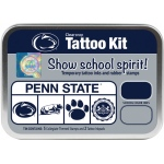 ColorBox® The Pennsylvania State University Collegiate Tattoo Kit: Tin, Stamp, (model CS19636), price per set
