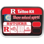 ColorBox® Rutgers University Collegiate Tattoo Kit: Tin, Stamp, (model CS19638), price per set