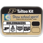 ColorBox® Purdue University Collegiate Tattoo Kit: Tin, Stamp, (model CS19646), price per set