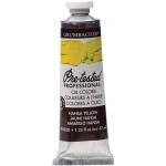 Grumbacher® Pre-Tested® Artists' Oil Color Paint 37ml Hansa Yellow: Yellow, Tube, 37 ml, Oil, (model GBP102GB), price per tube