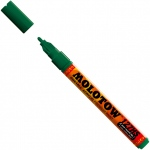 MOLOTOW™ 2mm Fine Tip Acrylic Pump Marker Mr. Green: Green, Paint, Refillable, 2mm, Paint Marker, (model M127209), price per each