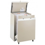 "Safco® MasterFile Storage Cabinet 36"" X 24"": 1600 Sheets, White/Ivory, Steel, 32""d x 32 1/2""w x 45""h, (model 5023), price per each"