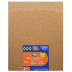 "Elmer's® Cork Foam Board 16""x20"" 2-Pack: 16"" x 20"", 3/8"", Corkboard, (model 950088), price per pack"