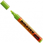 MOLOTOW™ 4mm Round Tip Acrylic Pump Marker Grasshopper: Green, Paint, Refillable, 4mm, Paint Marker, (model M227233), price per each