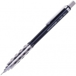 Pentel® GraphGear 800™ 0.5 mm Black Mechanical Drafting Pencil: Black/Gray, Pencil, .5mm, Mechanical