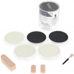 PanPastel® Ultra Soft Artists' Painting Pastel Mediums Set: Pan, Ultra Soft, (model PP30005), price per set