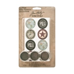 Advantus - Tim Holtz - Ideaology -Custom Knobs