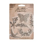 Advantus - Tim Holtz - Ideaology -Adornments - Nature