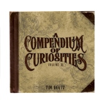 Advantus - Tim Holtz - Ideaology -Compendium of Curiosities - Volume III