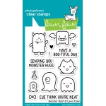 Lawn Fawn - Monster Mash Stamp Set