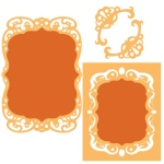 Spellbinders - Nestabilities Dies - Labels Thirty-Nine Decorative Accents