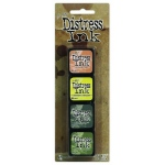 Ranger - Tim Holtz - Distress Mini Ink Kit - Kit 10
