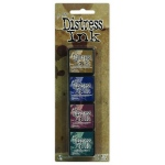 Ranger - Tim Holtz - Distress Mini Ink Kit - Kit 12