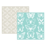 We R Memory Keepers - Embossing Folder Butterfly