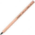 Finetec Chubby Colored Pencil Grey: Black/Gray, Pencil, 6mm, (model S597), price per each
