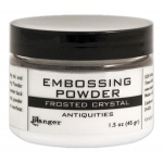 Ranger - Embossing Powder - Frosted Crystal