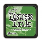 Tim Holtz - Distress Mini Ink Pad - Open Stock - Mowed Lawn