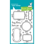 Lawn Fawn - Flirty Frames Stamp Set