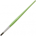 Princeton™ Sensu™ Green Portable Artist Brush: Green, Tablets