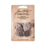 Advantus - Tim Holtz - Ideaology - Typed Tokens