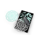 Sizzix - Die Brush & Foam Pad for Wafer-Thin Dies