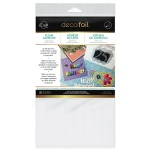 Thermoweb - iCraft - Deco Foil - White Foam Adhesive Sheets
