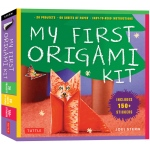 Tuttle My First Origami Kit: Origami, (model T312445), price per kit