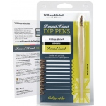 William Mitchell Round Hand Dip Pen Set