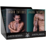 Earth Henna® Jagua Tattoo Body Painting Kit: Henna, (model JAG-12D), price per each