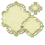 Spellbinders - Nestabilities - Decorative Fancy Diamond Dies