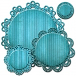 Spellbinders - Nestabilities - Deco Elements - Circle Delight Dies