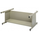 "Safco Steel Flat File: High Base, Sand, 20"" x 46 3/8"" x 35 3/8"""