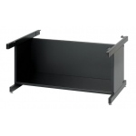 "Safco Steel Flat File: High Base, Black, 20 1/2"" x 53 3/8"" x 41 3/8"""