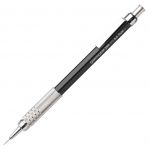 Pentel® GraphGear 500™ 0.5mm Automatic Drafting Pencil: Black/Gray, .5mm, Mechanical