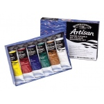 Winsor & Newton™ Artisan Water Mixable Oil Color Beginners Set: Multi, Tube, 37 ml, Oil, (model 1590251), price per set