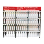 Gamblin  72-Color 150ml Artist Grade Oil Paint Display Assortment