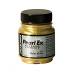 Pearl Ex Gold Powdered Pigment .5oz: Metallic, Jar, .5 oz, (model J691), price per each