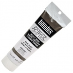 Liquitex® Professional Series Heavy Body Color 4.65oz Mars Black: Black/Gray, Tube, 138 ml, Acrylic