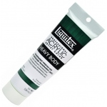 Liquitex® Professional Series Heavy Body Color 4.65oz Transparent Viridian Hue: Green, Tube, 138 ml, Acrylic