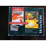 Winsor & Newton™ Winton Oil 6-Color Introductory Set: Multi, Tube, 21 ml, Oil, (model 1490617), price per set