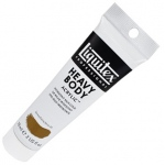 Liquitex® Professional Series Heavy Body Iridescent Color Rich Gold: Metallic, Tube, 59 ml, Acrylic
